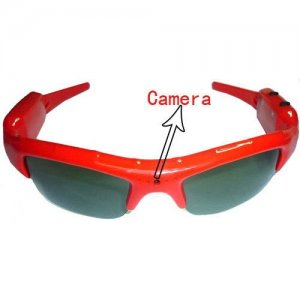 4GB Sun Glasses 1.3 MP Spy Camera